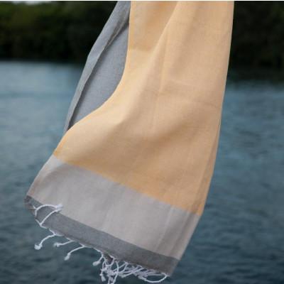 Hamam Handtuch Unique | Gelb