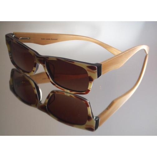 Ox Horn Style Sunglasses