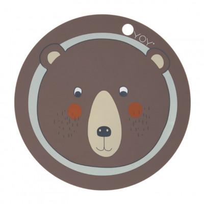 Platzset | Bär