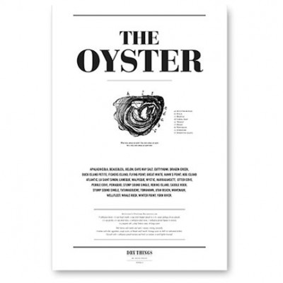 Poster | The Oyster