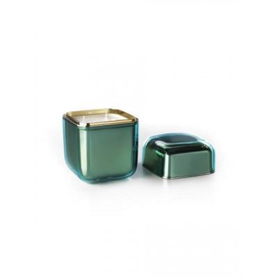 Oyster Candle | Blue-Green Portofino