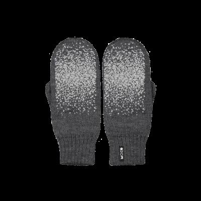 Zweilagige Reflektierende Handschuhe Kivi   Graphit