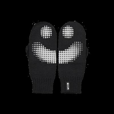 Zweilagige Reflektierende Handschuhe Hymy   Schwarz