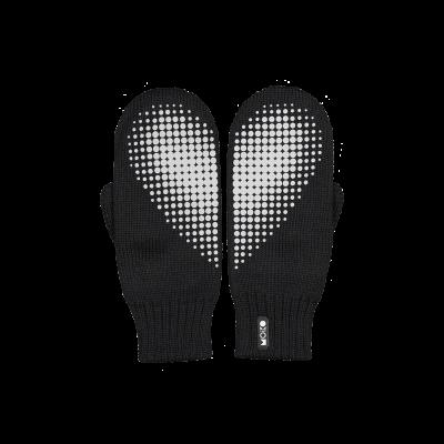 Zweilagige Reflektierende Handschuhe Hehku   Schwarz