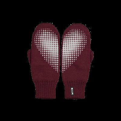 Zweilagige Reflektierende Handschuhe Hehku   Rot