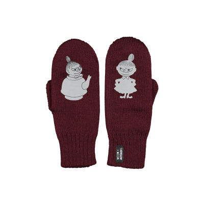 Zweilagige Reflektierende Handschuhe Piilo   Rot