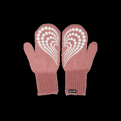 Einlagige reflektierende Handschuhe Lempi   Rosa