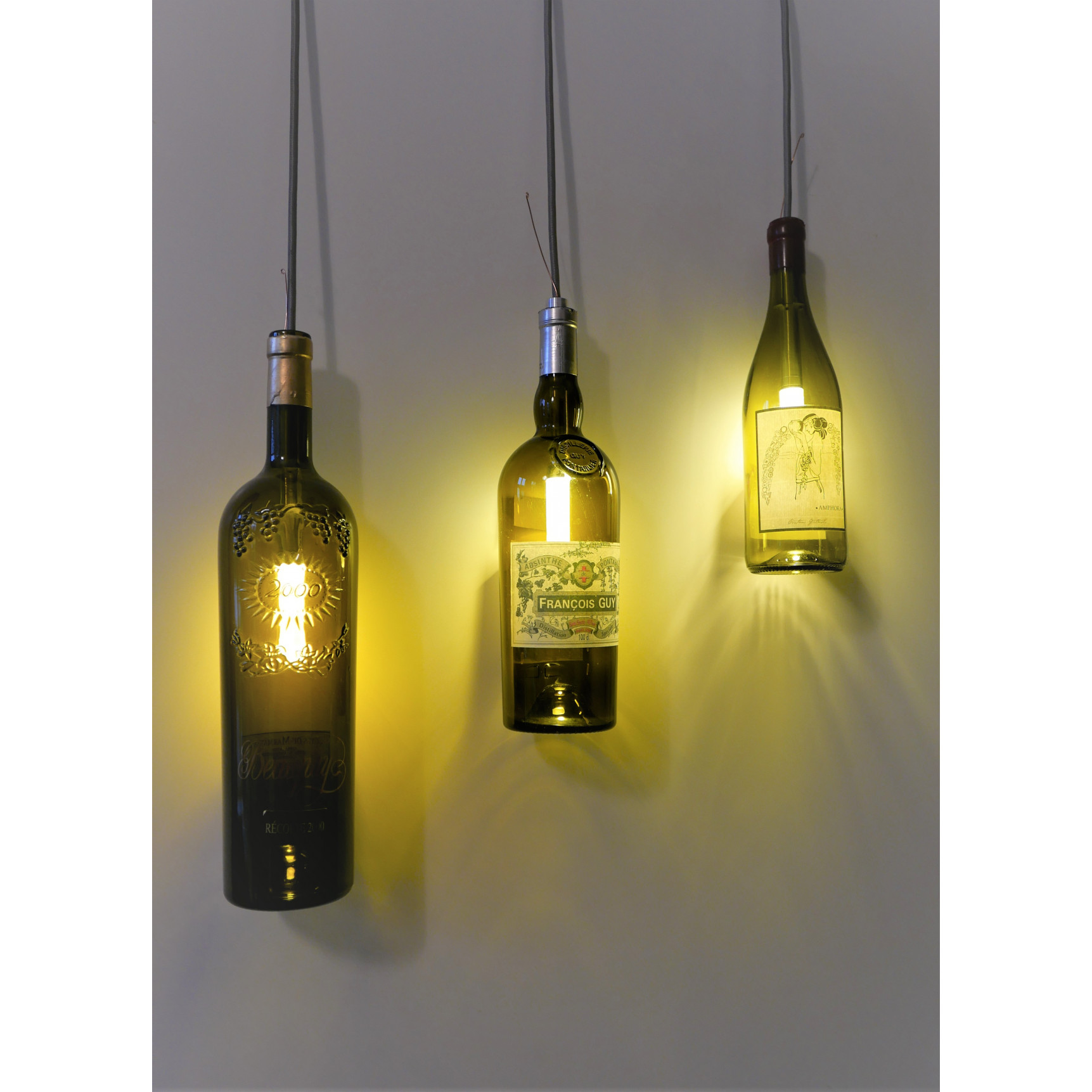 Hängeleuchte Bottlelight BOT 01-V3