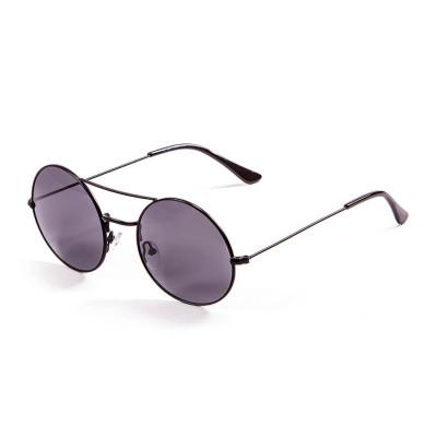 Sonnenbrille Inspiration VI | Schwarz + Graue Linse
