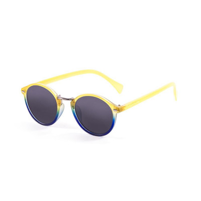 Sonnenbrille Maryland | Gelb + Rauchglas