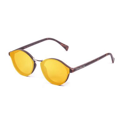 Sonnenbrille Turin | Braun & Rot