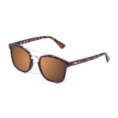 Sonnenbrille Librea | Braun + Braunes Glas