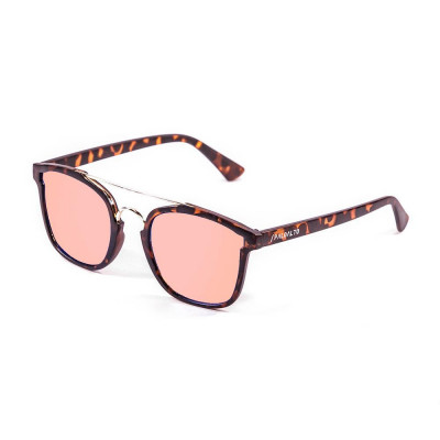 Sonnenbrille Librea | Braune + Rosa Linse