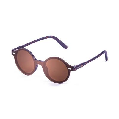 Sonnenbrille Portland | Braun + Braunes Glas