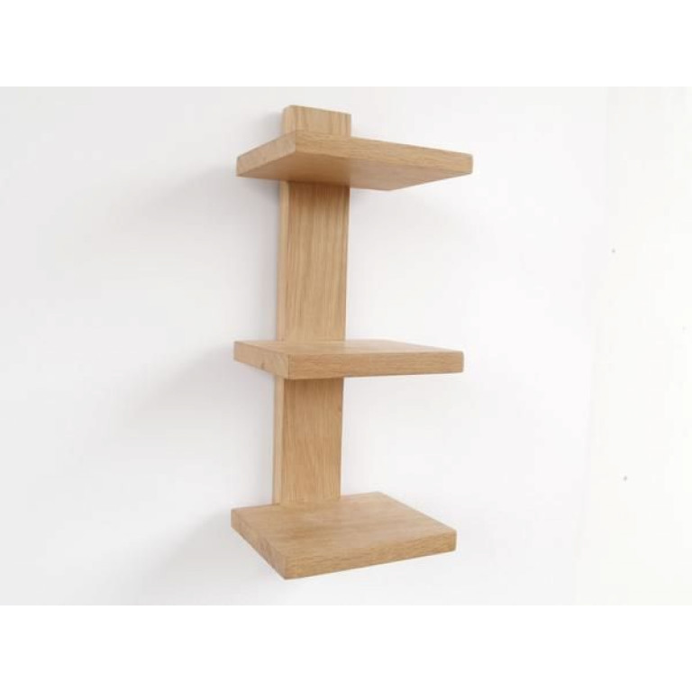 Storage Shelves | Oak