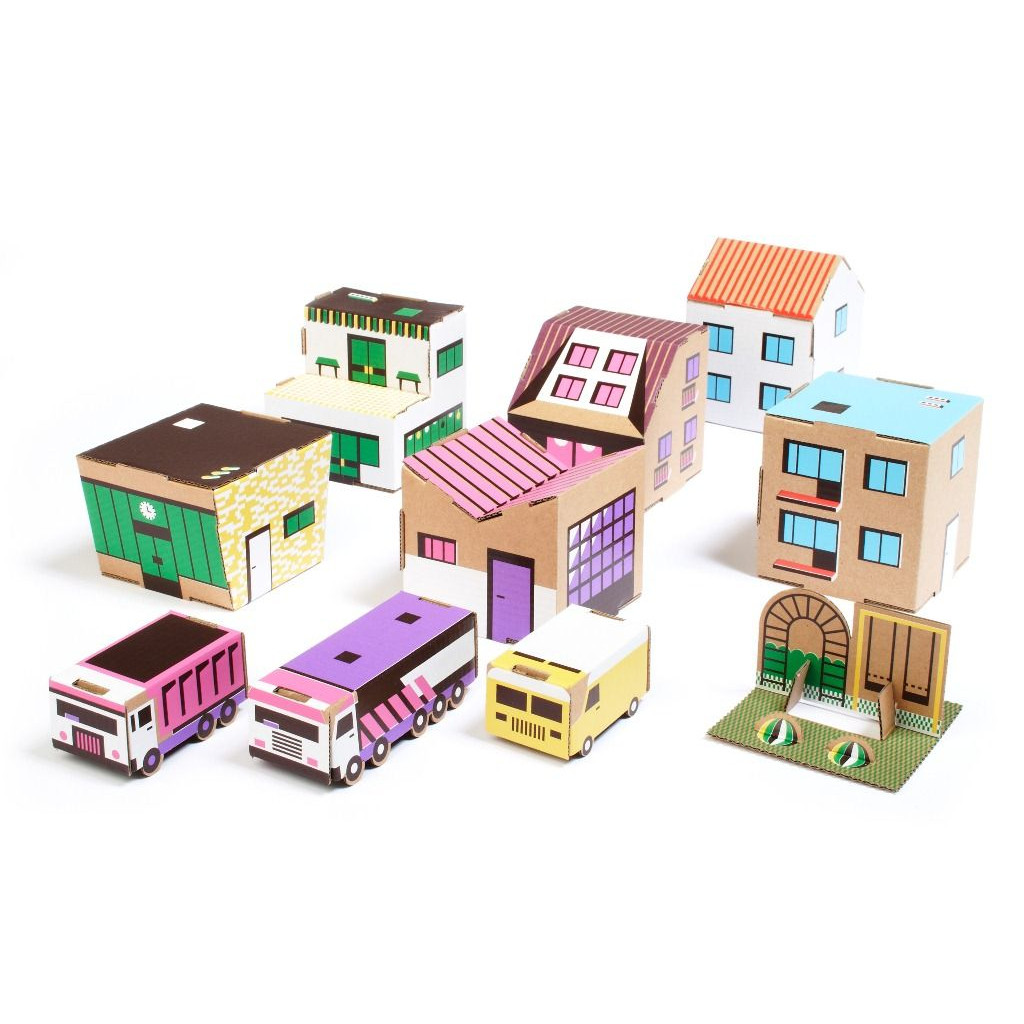 Complete Paper Town