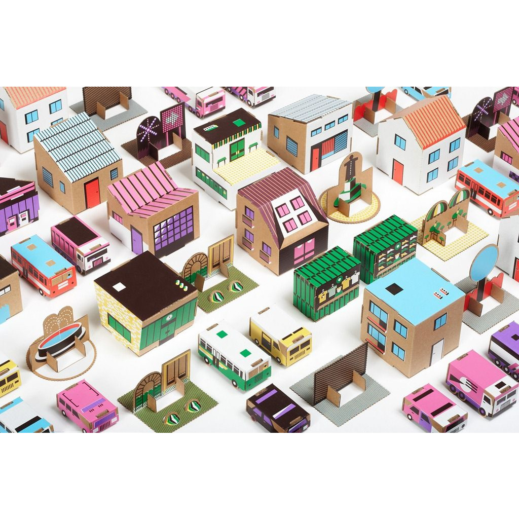 Paper Town #3