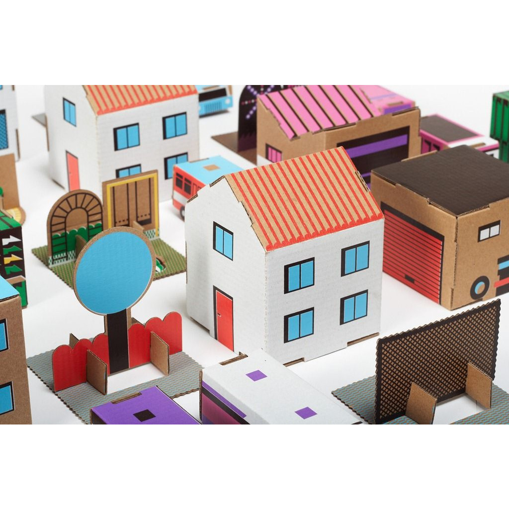 Paper Town #1