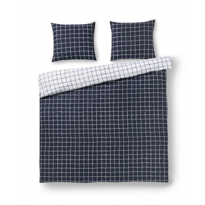 Bettbezug Pablo   Blau