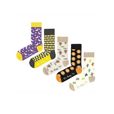 Bunte Socken gemischt 4146.1 | 5er-Set