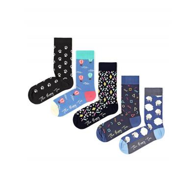Bunte Socken gemischt 3640.2 | 5er-Set