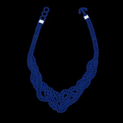 Necklace Marina | Cobalt Blue