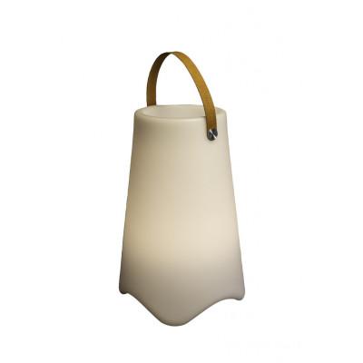 Eis Eimer mit LED Lampe & Bluetooth Lautsprecher | Lightspeaker Medium
