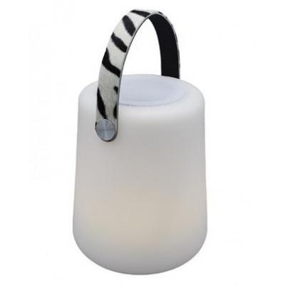 LED Lampe & Bluetooth Lautsprecher Zebra | Lightspeaker Big