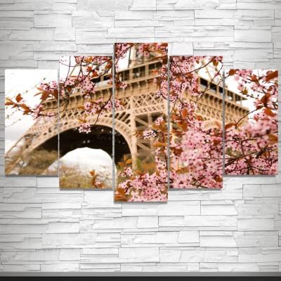 5-Piece Canvas Wall Art 115