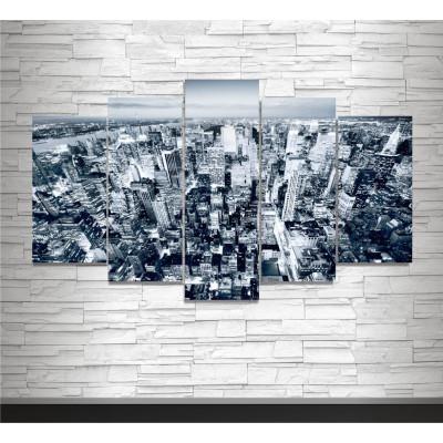 5-Piece Canvas Wall Art 116