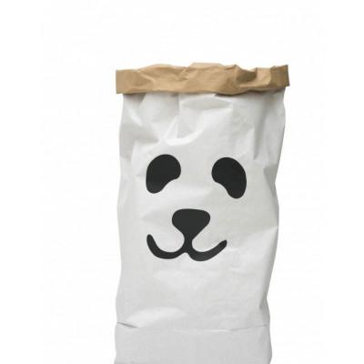 Papier-Aufbewahrungsbeutel | Panda