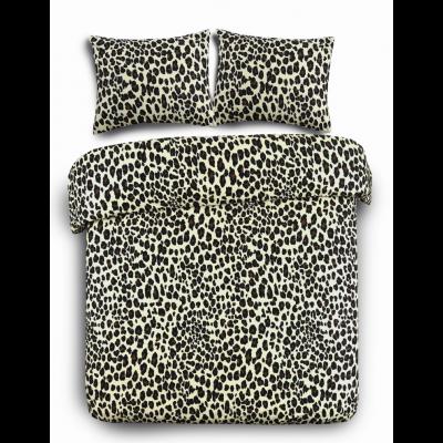 Bettbezug Panther   Brun