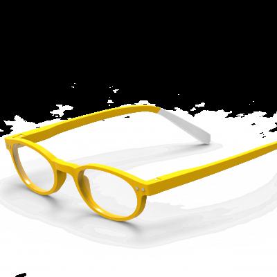 Lesebrillen Pantone N° One | Gelb
