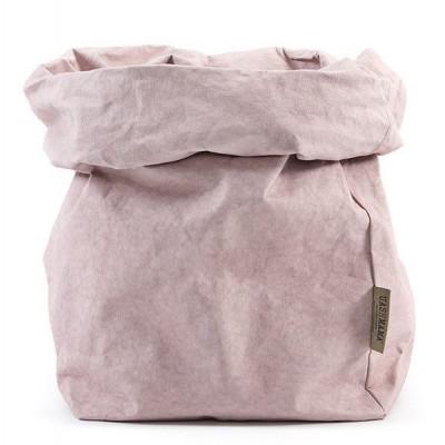 Basic Paper Bag | Pink