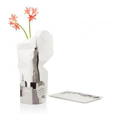 Paper Vase Cover | New York