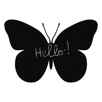 Self Adhesive Chalkboard Butterfly
