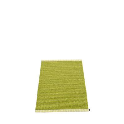 Teppich Mono   Olive-Limette