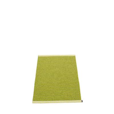 Teppich Mono | Olive & Limette