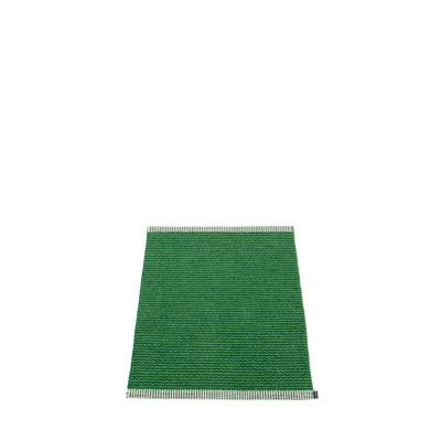 Teppich Mono | Grasgrün-D. Grün