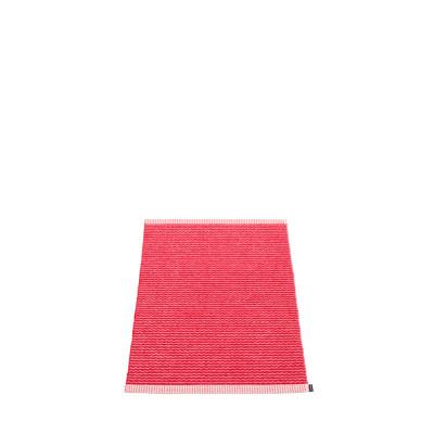Teppich Mono | Kirschrosa