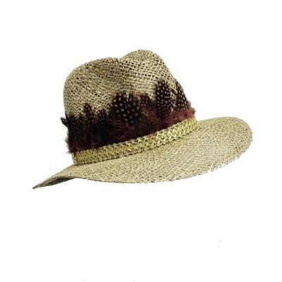 Hat Paradis   Brown