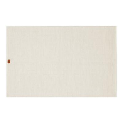 Teppich Parker 120 x 180 cm   Creme
