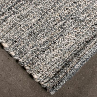 Teppich Patio | Dunkelgrau -