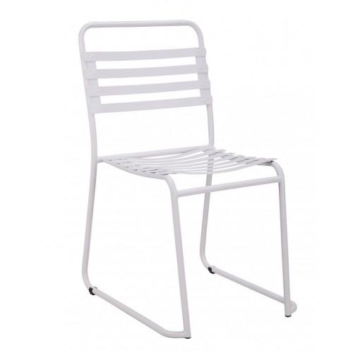 Park Chaise | Blanc