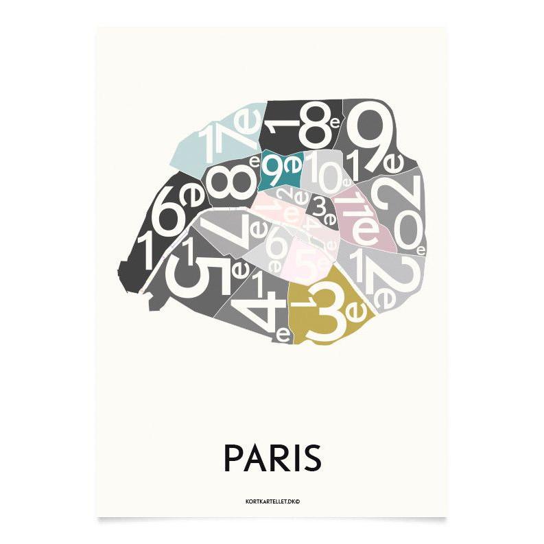 Paris Poster   Sonderausgabe
