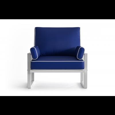 Gartenstuhl Angie | Blau