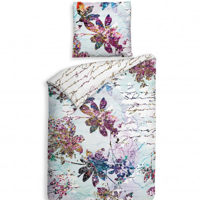 Bettbezug Nadie   Orchidee Violett