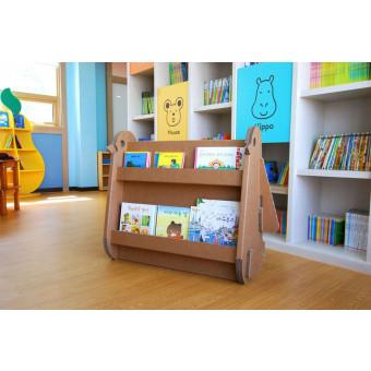 Penguin Book Shelf & Whiteboard