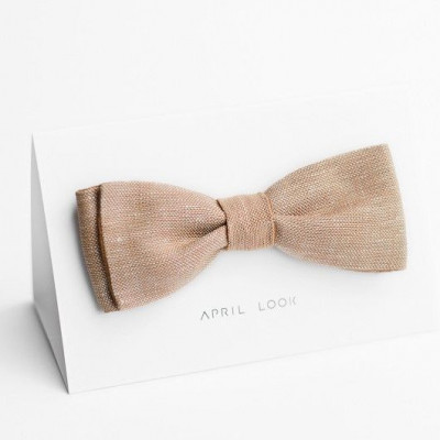 Reversible Bow Tie | Dusty Peach