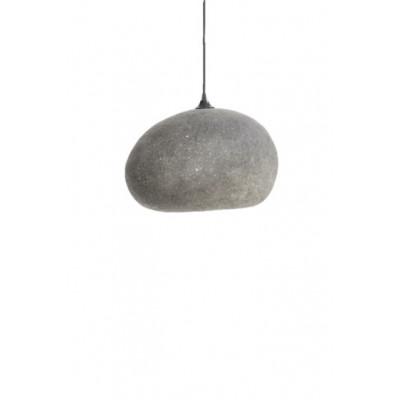 Hängelampe Pebble | Grau
